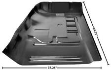 1971-73 Ford Mustang Front Floor Pan Section - RH New