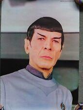 Star Trek The Motion Bild 1979 UK Mini Poster Original Spock 73 x 45
