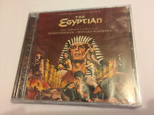 THE EGYPTIAN (Newman/Herrmann) OOP Ltd Expanded Score OST Soundtrack 2CD SEALED