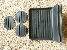 02-05 Ford Explorer Mountaineer Rubber Tray Liner Center Console Cup Holder