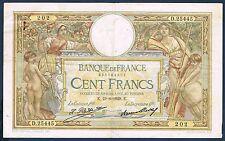 FRANCE - 100 FRANCS L.O MERSON Fay n° 24.8 du 19=6=1929.E en TB D.25445 202