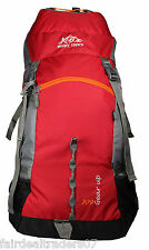 Mount Track Gear Up 9111 Rucksack, Hiking Backpack 60 Ltrs 28 Inches Red
