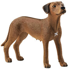 Schleich Farm World Rhodesian Ridgeback Dog Figure - 13895