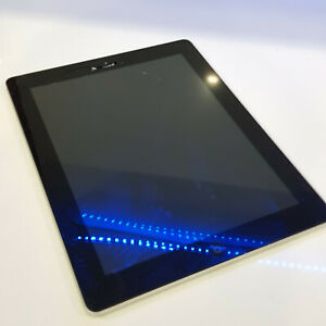 Apple iPad 2 A1395 16GB SOLD AS IS/ Crack Screen/Working