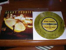 "Kenny Tudrick 7"" Church Hill Downs/Fairgrounds YELLOW/BLACK VINYL"