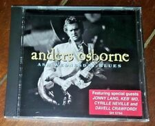 Ash Wednesday Blues by Anders Osborne (CD, Mar-2001, Shanachie)