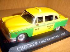 CHECKER TAXI SAN FRANCISCO (USA) 1980 1:43 MINT&RARE!!!