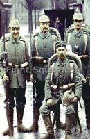 WW1 World War one Photo Picture German Soldier Infantry Regiment 111  3970
