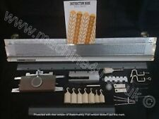 Silver Reed Knitting machine ribber attachment SR 155 Chunky Gauge Serviced