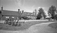 B/W Negative  Froxfield Hampshire 1943 +Copyright DB706