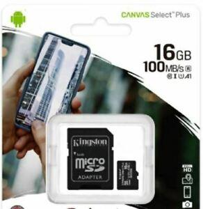Kingston Micro SD Karte Speicherkarte Class10 Karte SD Karte C10 Mini SD Karte