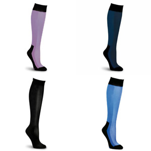 Tredstep Pure Air Ultra Cool Socks 36-40 Black, Navy, Violet & Classic Blue