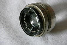 Meyer Gorlitz Doppel Anastigmat Helioplan 4.5/75 screw mount