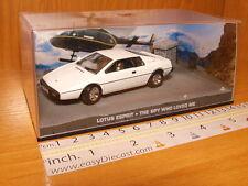 LOTUS ESPRIT 1:43 THE SPY WHO LOVED ME JAMES BOND 007 CAR