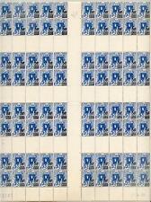 ALGERIEN 1941 MARKENHEFTCHENBOGEN **(47575c