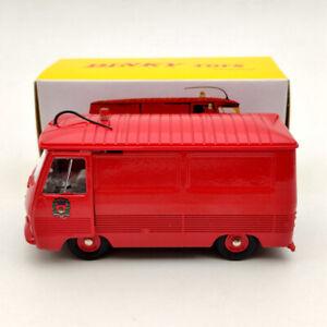Atlas Dinky Toys 570 P Fourgon Peugeot J7 Version Pompiers Diecast Models 1/43