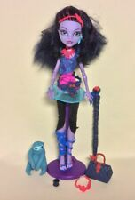 Monster High Jane Boolittle Doll Clothes Shoes Pet Sloth Needles 1st Wave