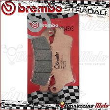 PLAQUETTES FREIN AVANT BREMBO FRITTE KYMCO DOWNTOWN i ABS 350 2015