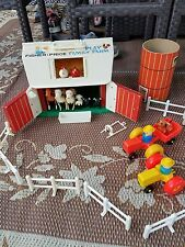 vintage fisher price little people farm