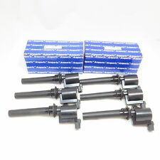 Pack of 6 Ignition Coils for Mazda 6 MPV 3.0 V6 DG513 w/Grease
