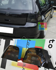 FARI POSTERIORI FUME' NERI FANALI SPORTIVI - VW Golf 4 1997-2004 LOOK TUNING