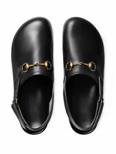 Gucci Men's Horsebit Leather Slipper Shoes UK 10,5 US 11-11,5