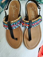 Celebrity NYC, sandals size 7