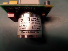 Agilent./Keysight 5087-7073 YIG Oscillator Assembly