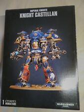 Imperial Knights Knight Castellan Warhammer 40k Knight Tyrant Chaos Knights