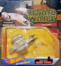 Hot Wheels Star Wars Starships Razor Crest The Mandalorian Series Disney Mattel
