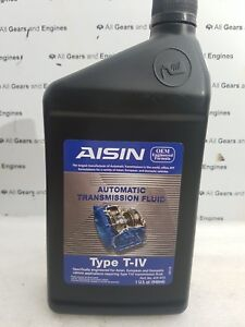 ford genuine aisin oem atf-0t4 fluid automatic transmission gearbox oil