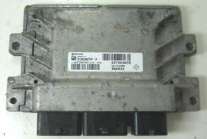 RENAULT CLIO  2008-2012 ENGINE ECU CONTROL UNIT  237101907R