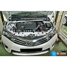 TOYOTA COROLLA ALTIS E170 '13-'18 ULTRA RACING 2 POINTS FRONT STRUT TOWER BRACE