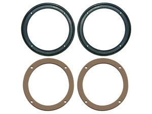 New 1964-65 Falcon Taillight Gaskets Lens Mounting Pads Futura Sprint Ford