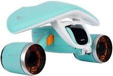 sublue WhiteShark Mix Underwater Scooter Dual Motors,  Aqua Blue