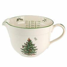 == Spode Christmas Tree Batter Jug Portmerion Group XT8438XP 2.5L