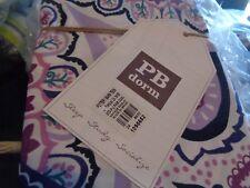 2 Pottery Barn Teen Vintage Paisley  standard pillowcases  New
