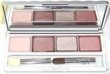Clinique Colour Surge Eye Shadow Quad 01 Bamboo Pink New
