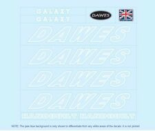 Dawes Bicycle Decals-Transfers-Stickers #3
