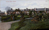 Ilkeston. Victoria Park in Bestwick's Series, Ilkeston # 1658.