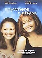 Anywhere But Here (DVD, 2000) DVD Bilingual FREE SHIPPING IN CANADA