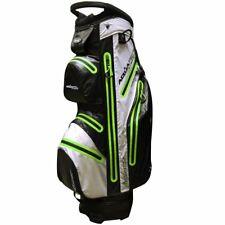 Masters iCart AquaPel Xtreme Cart Bag Trolley Mens Golf Bag 14-Way Divider Lime/