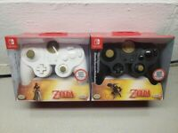 Nintendo Switch Zelda Link Controller Collection Brand New Sealed RARE Variant
