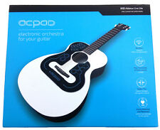 ACPAD - Electronic Orchestra for Your Acoustic Guitar - Wireless MIDI Controller