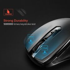 Wireless Portable Optical Mobile Mouse Apple and windows with nano receiver.