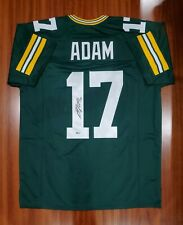Davante Adams Autographed Signed Jersey Green Bay Packers Beckett