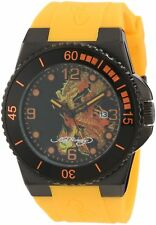 Ed Hardy Men's IM-DR Immersion Yellow Watch (FreeShip)
