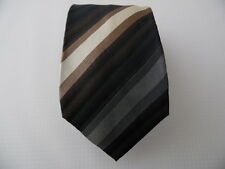 YVES GERARD SILK TIE SETA CRAVATTA MADE IN ITALY  A789