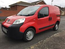 Peugeot bipper 1.4 hdi panel van *LOW MILEAGE BARGAIN*