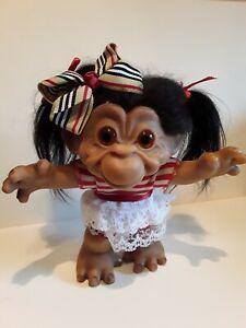Dam Things Monkey Girl Troll 1960's